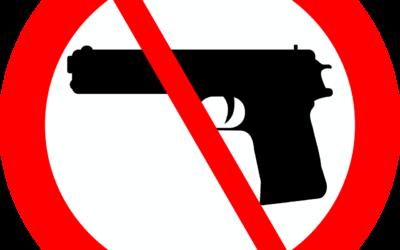 Omezení provozu kulové střelnice